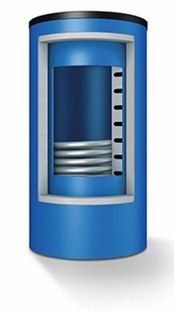 Akumulačná nádrž Buderus Logalux PNR je skvelým doplnkom vo vykurovacím systéme s kotlami na tuhé palivo. Cena akumulacnej nádrže závisí od jej veľkosti.