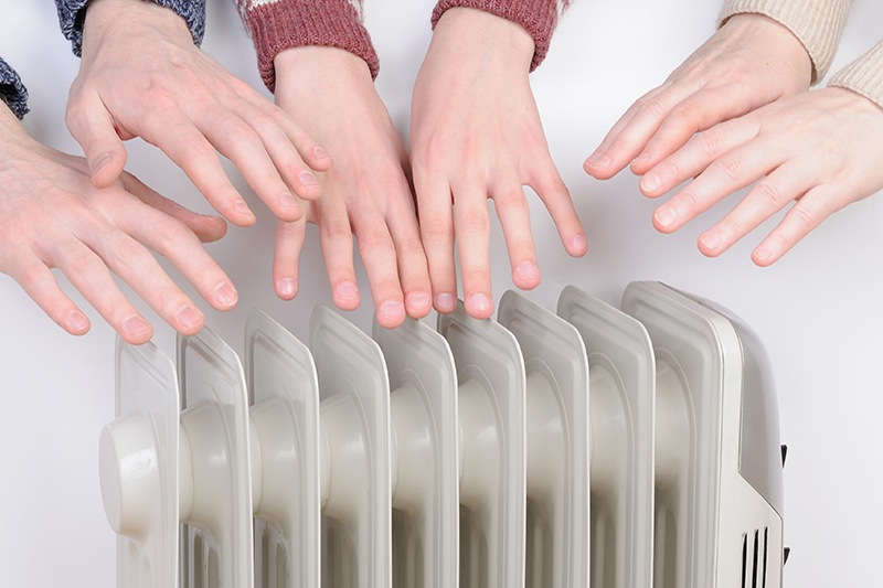 Výmena radiátora