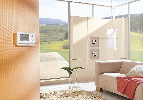 Ekvitermická regulácia je určená najmä v kombinácii s kondenzačnými kotlami. Prináša úspory a vysoký tepelný komfort